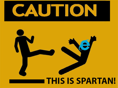 This is Spartan!