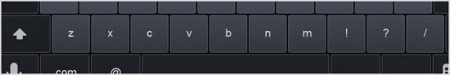 Chrome OS Keyboard